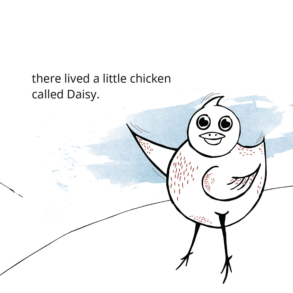 Free Children's Picture Book Amazing Daisy page 3