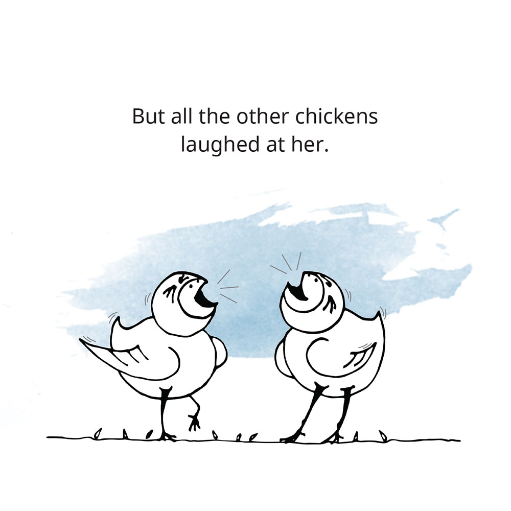 Free Children's Picture Book Amazing Daisy page 5