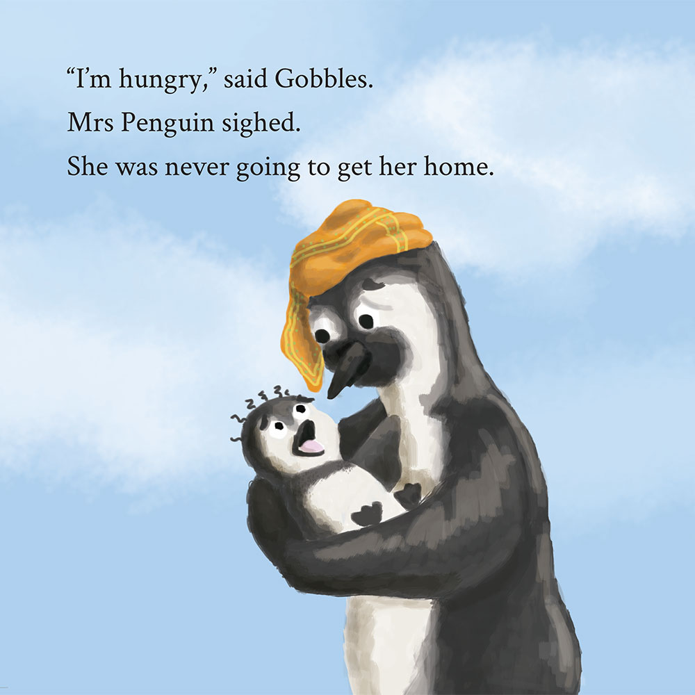 Bedtime stories Mrs Penguins Perfect Palace page 15