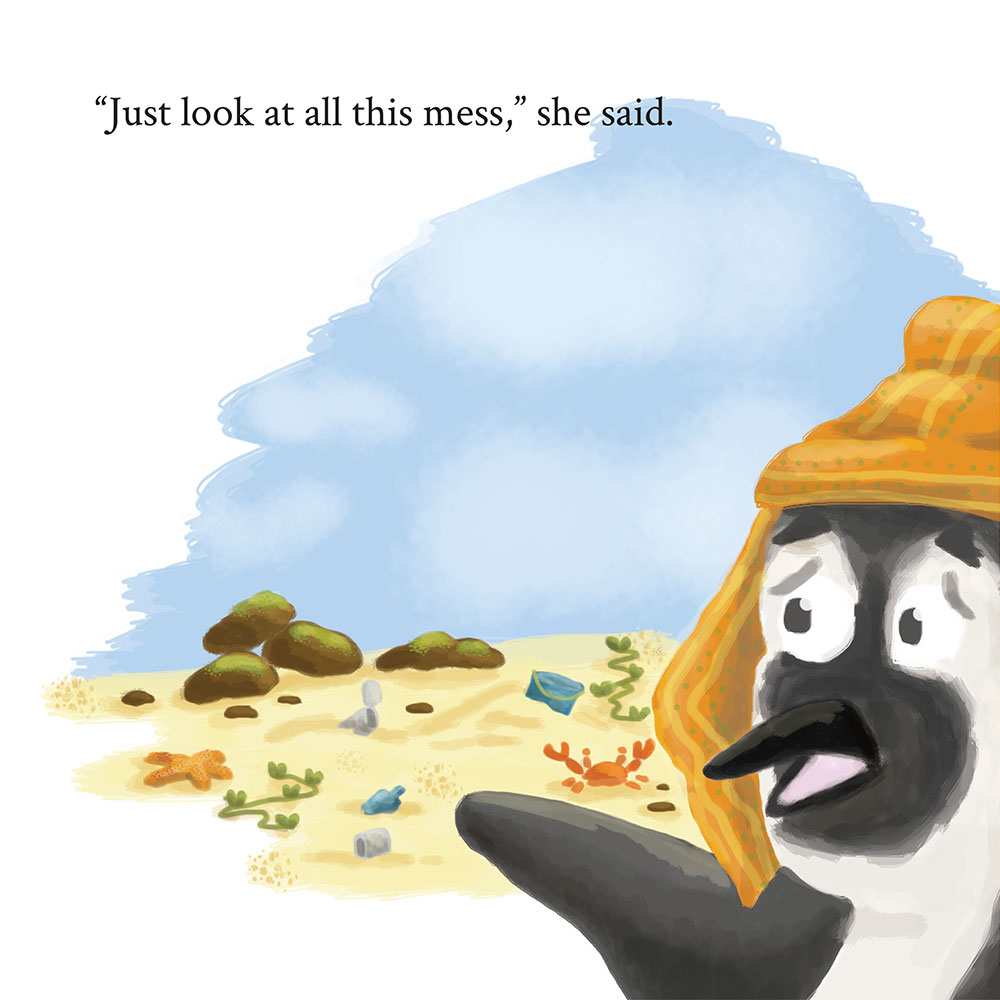 Bedtime stories Mrs Penguins Perfect Palace page 16