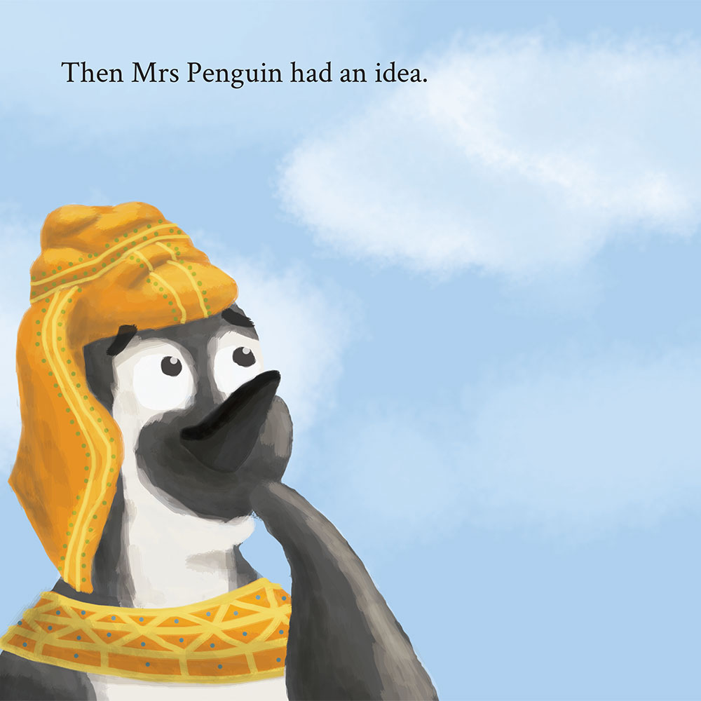 Bedtime stories Mrs Penguins Perfect Palace page 17
