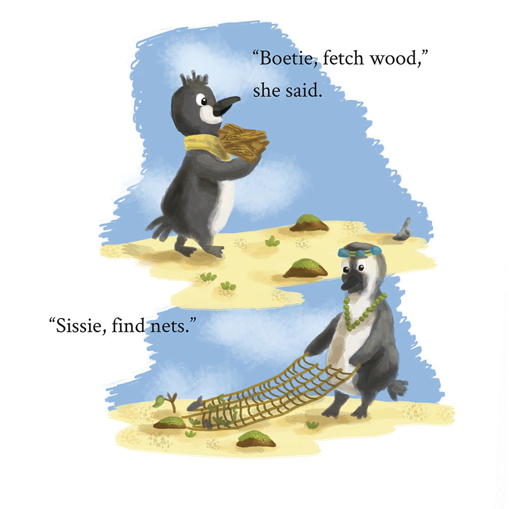 Bedtime stories Mrs Penguins Perfect Palace page 18