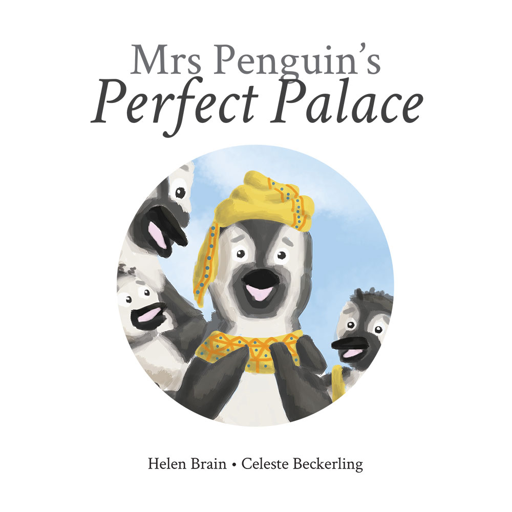 Bedtime stories Mrs Penguins Perfect Palace page 1