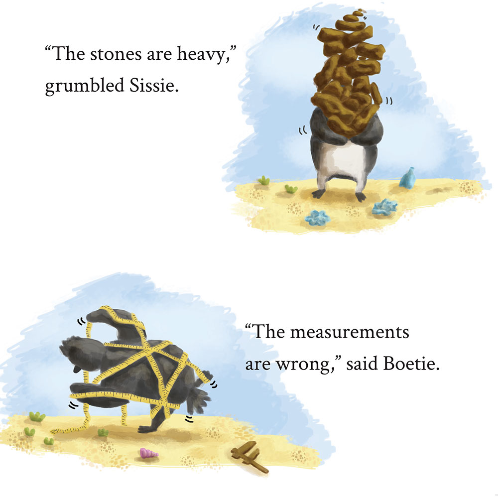 Bedtime stories Mrs Penguins Perfect Palace page 10