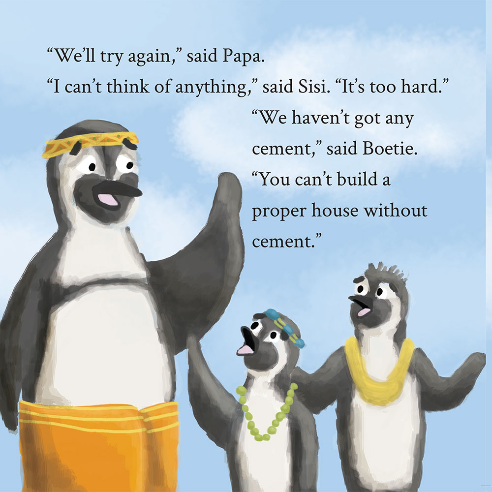 Bedtime stories Mrs Penguins Perfect Palace page 14