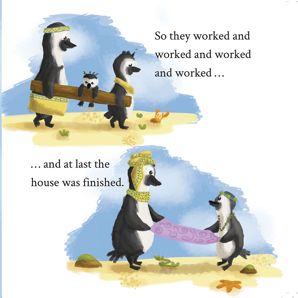 Bedtime stories Mrs Penguins Perfect Palace page 23