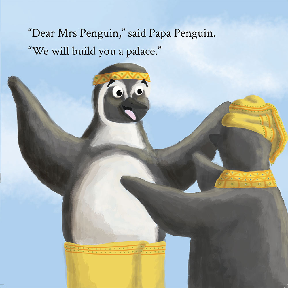 Bedtime stories Mrs Penguins Perfect Palace page 3
