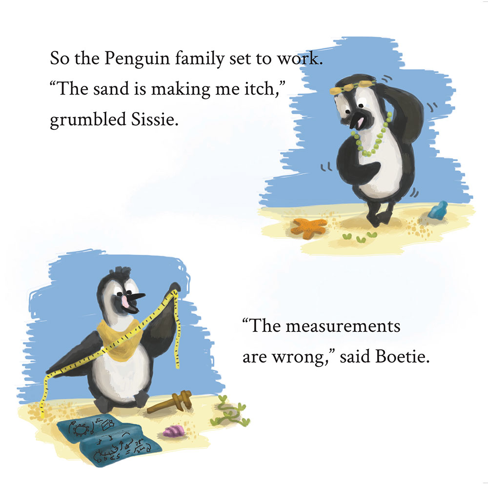 Bedtime stories Mrs Penguins Perfect Palace page 4