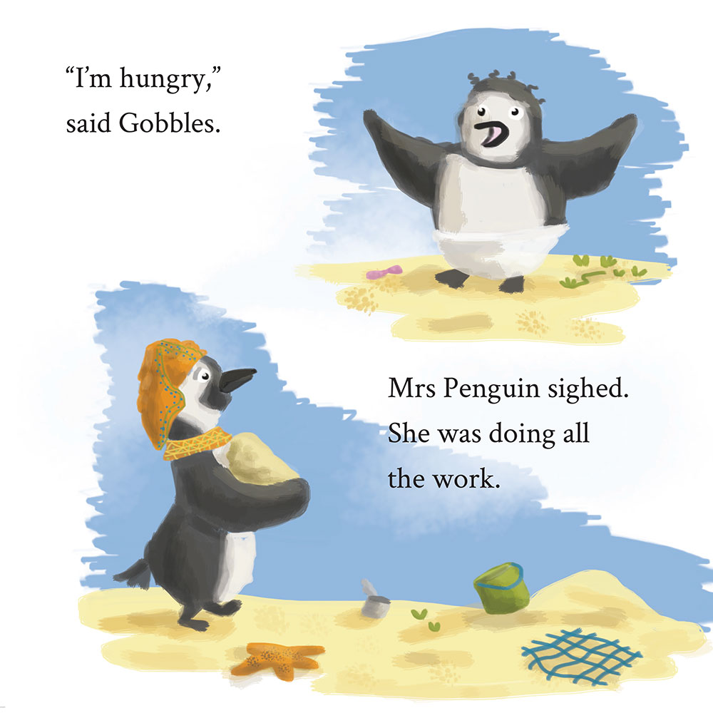 Bedtime stories Mrs Penguins Perfect Palace page 5