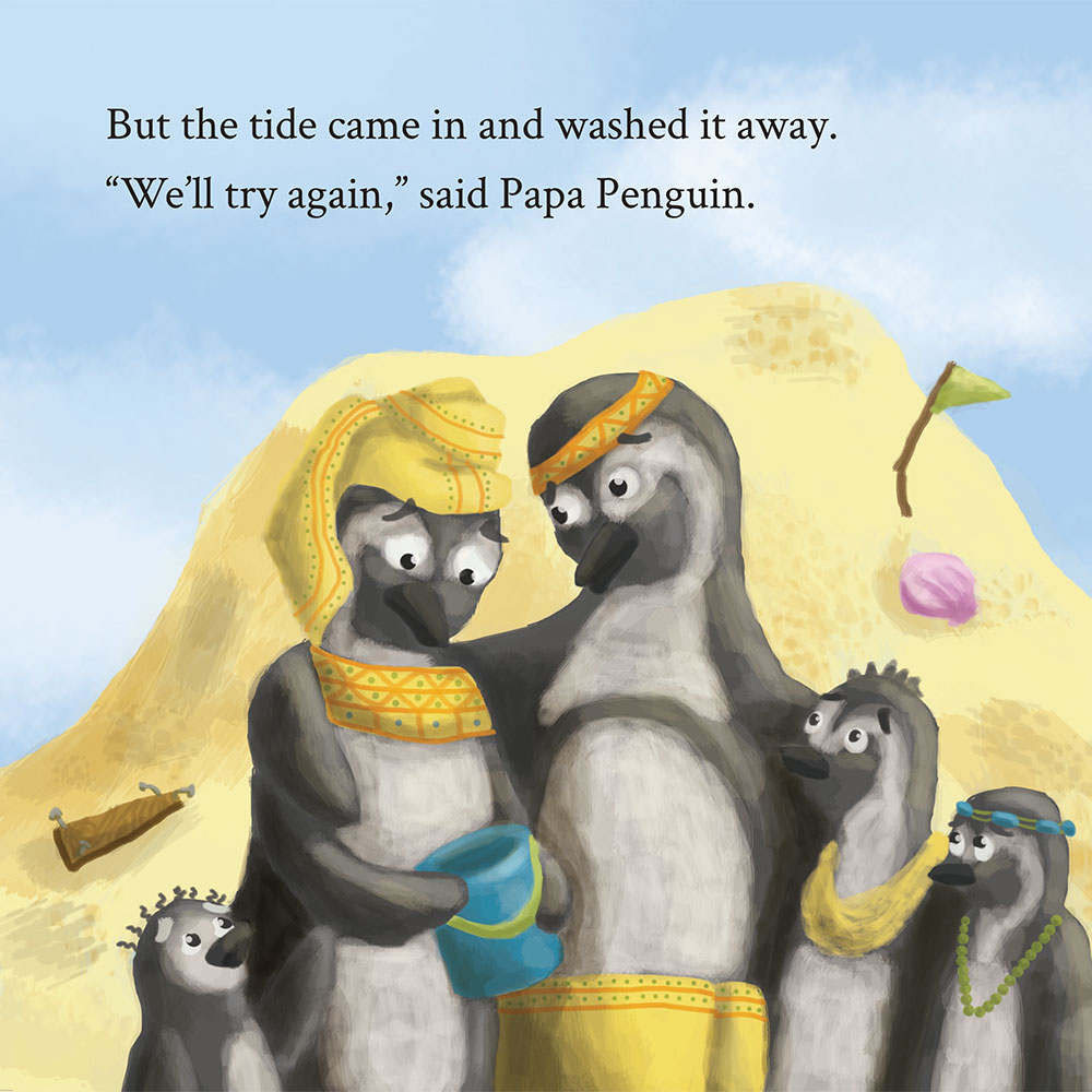 Bedtime stories Mrs Penguins Perfect Palace page 7