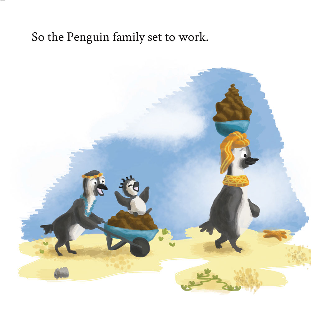 Bedtime stories Mrs Penguins Perfect Palace page 9