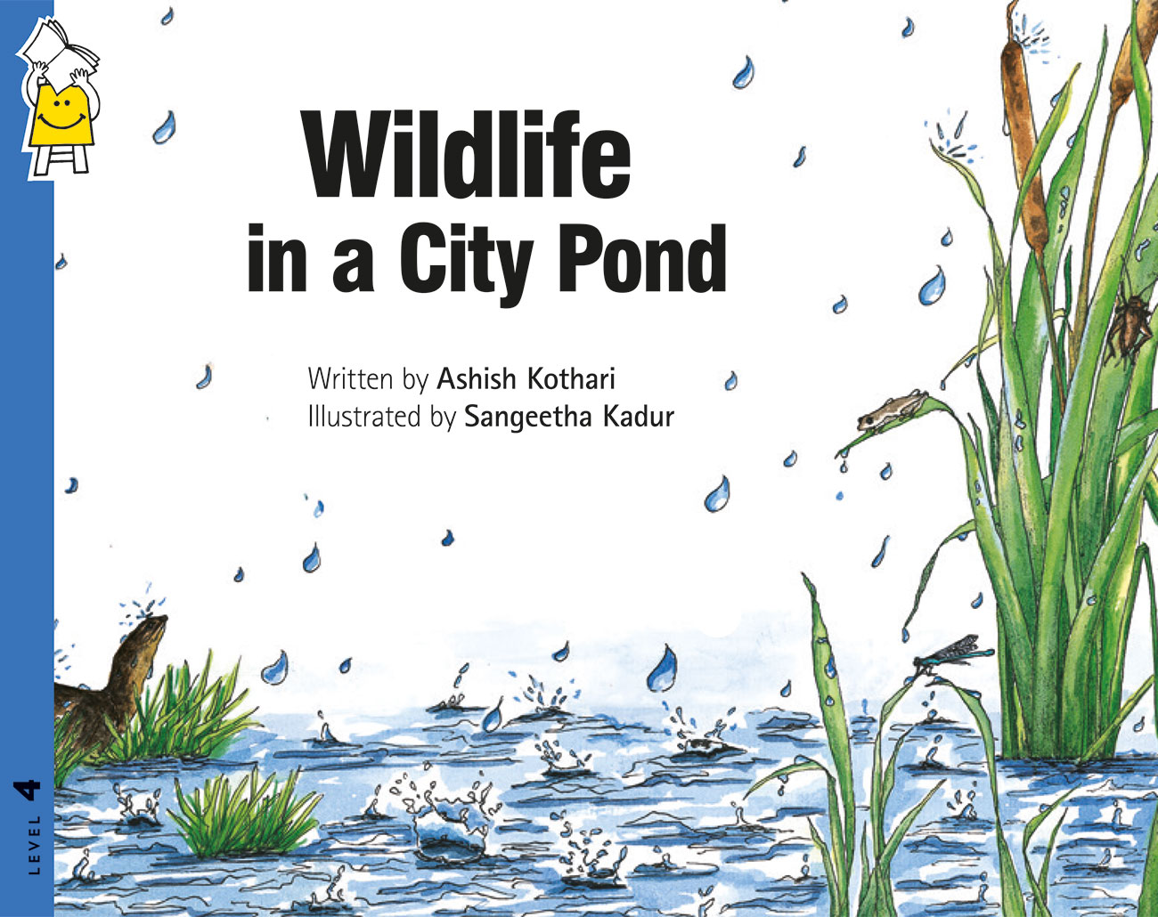 Bedtime story Wildlife in a City Pond page 1