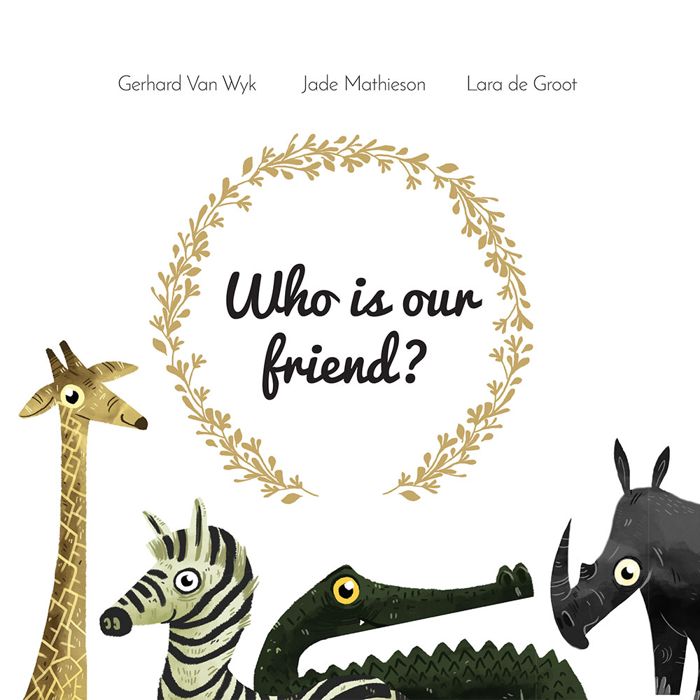 Free picture books - Who Is Our Friend page 1