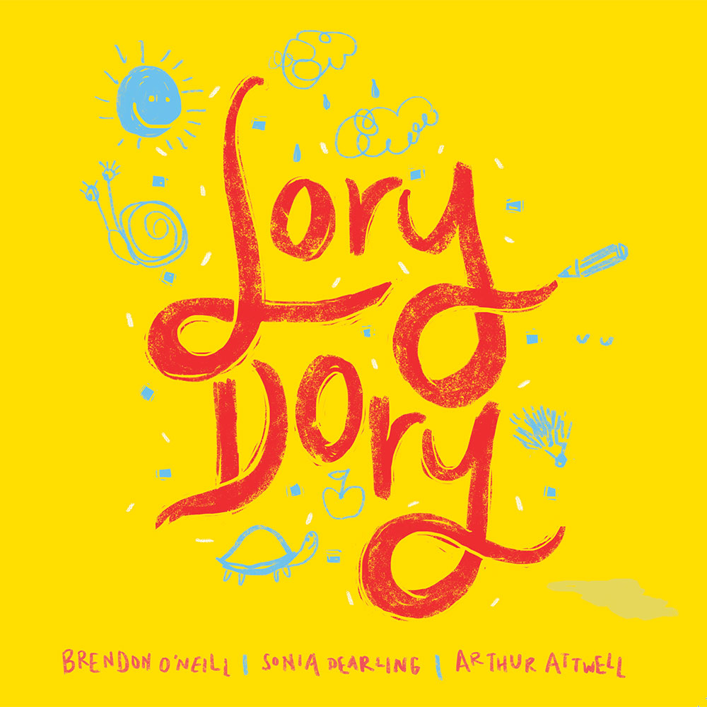 Short story for kids - free picture book - Lory Dory cover