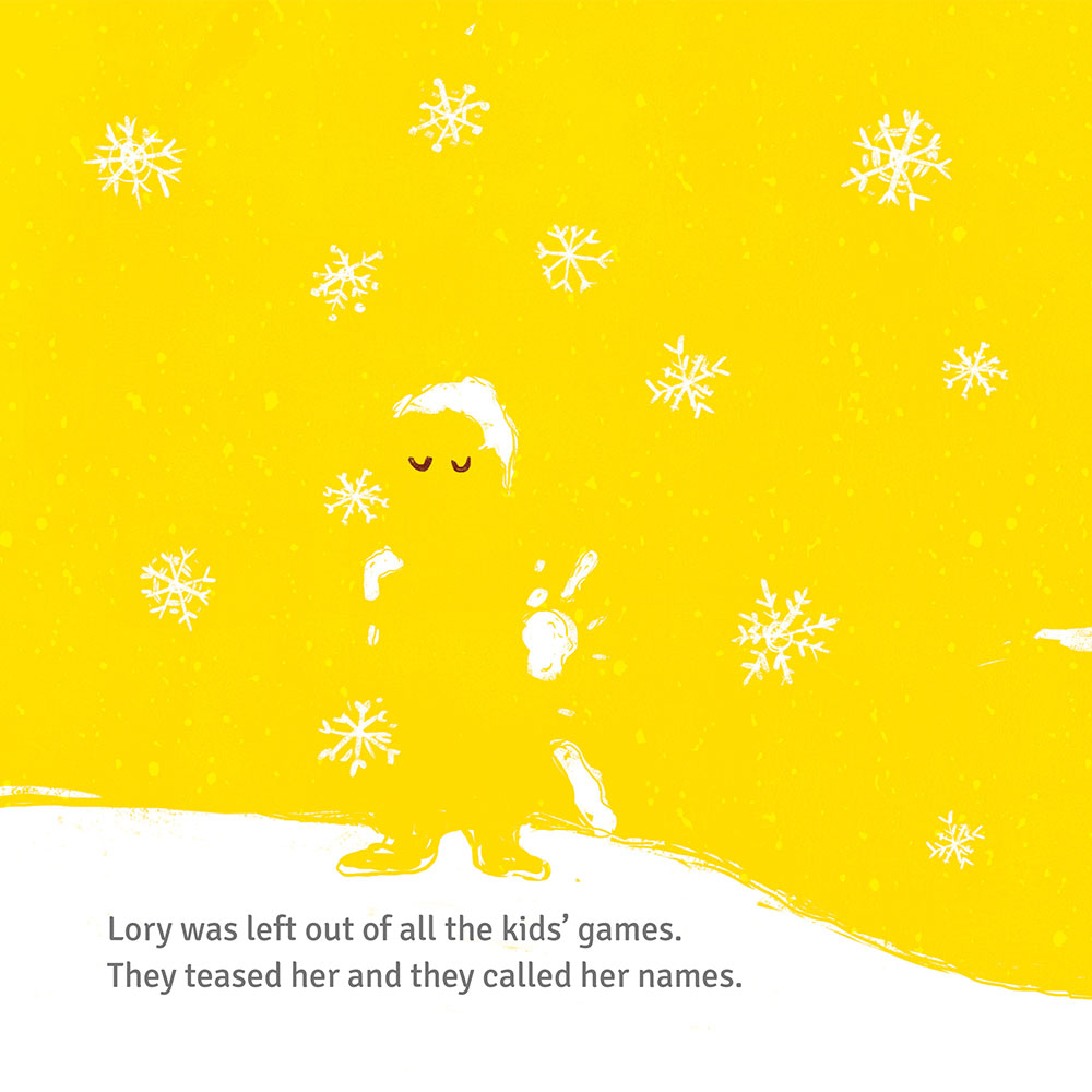 Short story for kids - free picture book - Lory Dory page 9