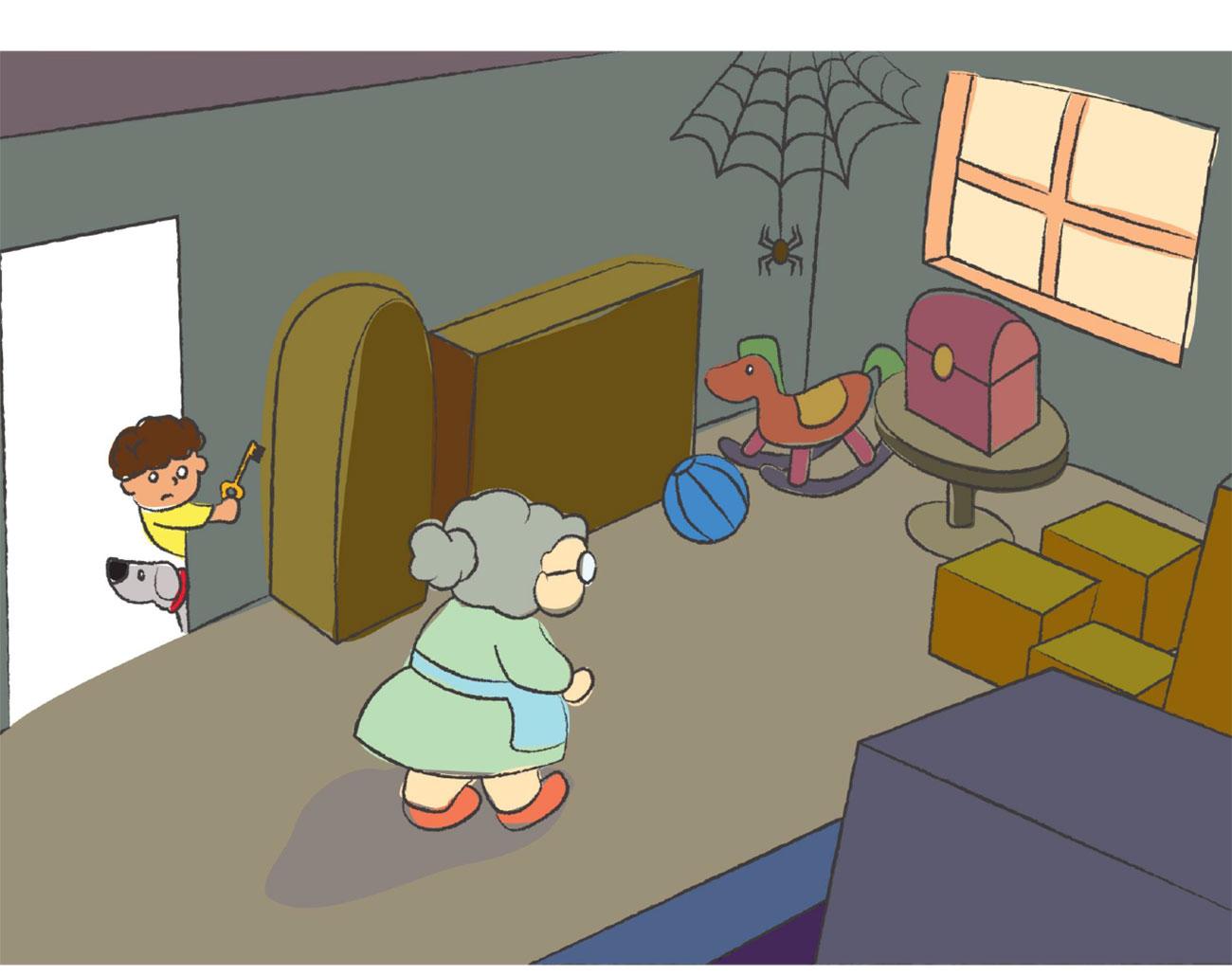 kids short story 'Down the memory lane with nash' by uma bala devarakonda - page 11