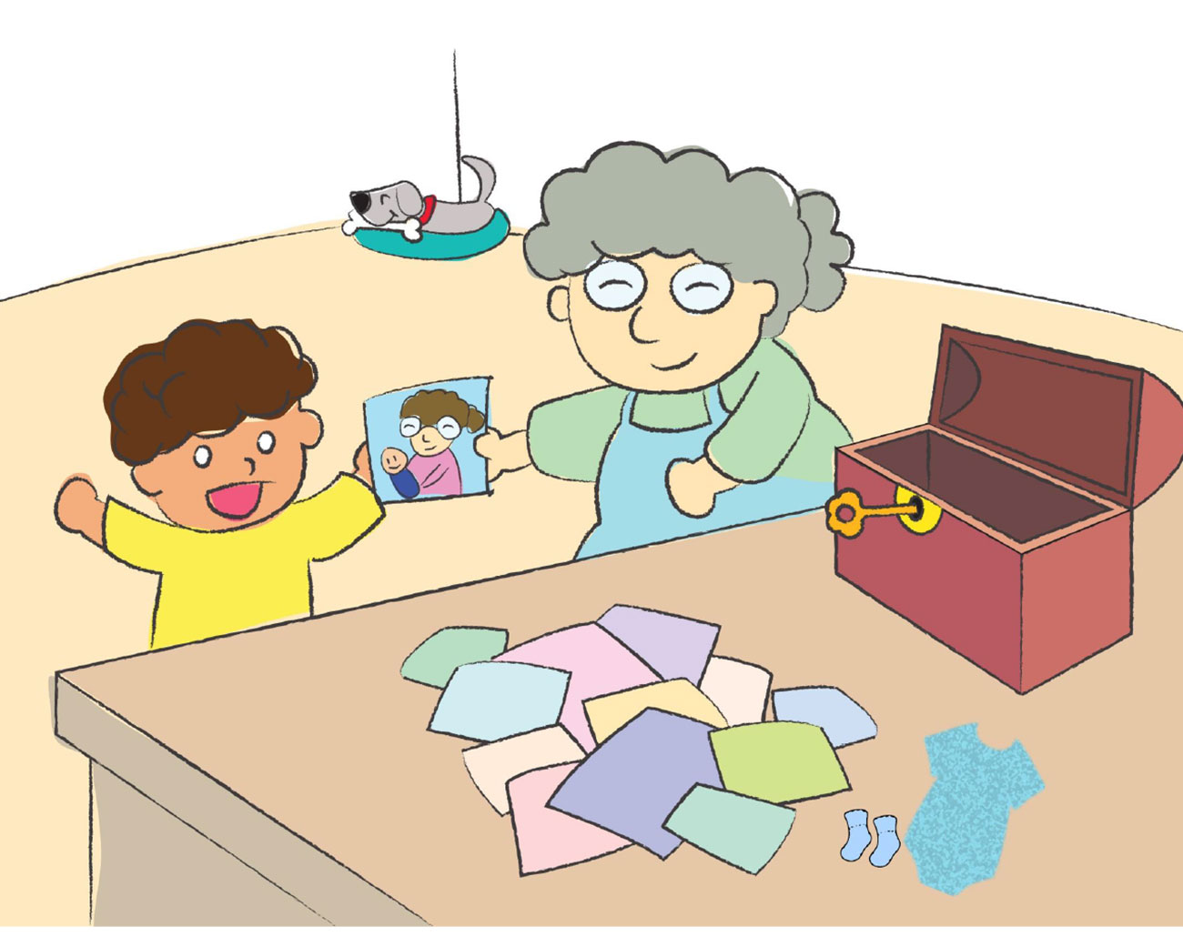 kids short story 'Down the memory lane with nash' by uma bala devarakonda - page 15
