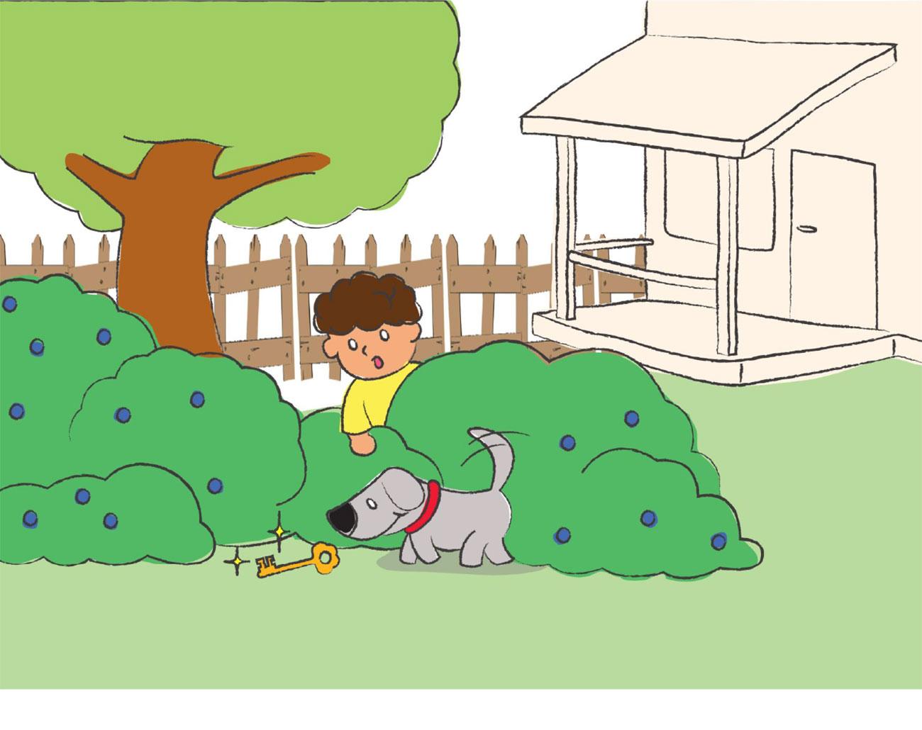 kids short story 'Down the memory lane with nash' by uma bala devarakonda - page 3