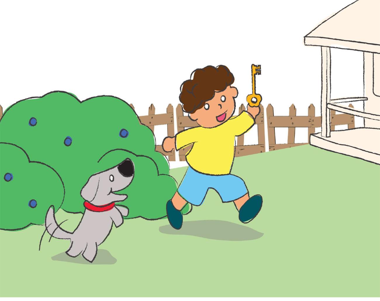 kids short story 'Down the memory lane with nash' by uma bala devarakonda - page 5
