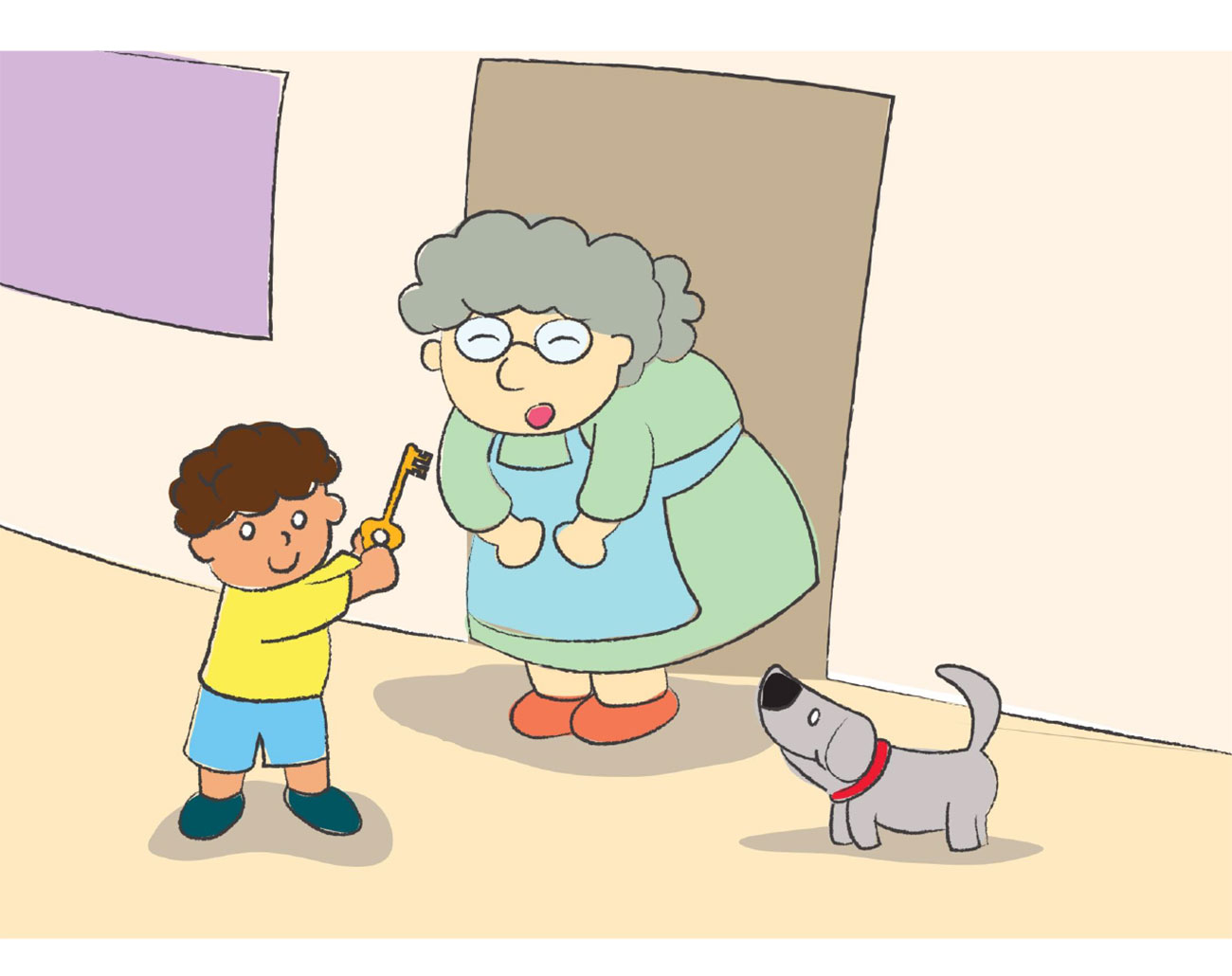 kids short story 'Down the memory lane with nash' by uma bala devarakonda - page 7