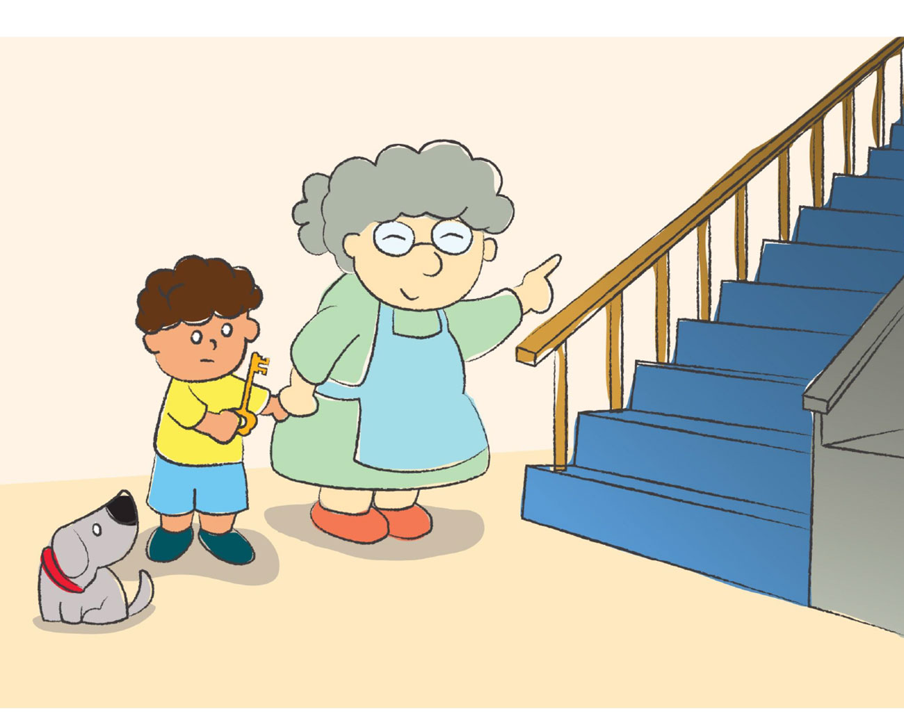 kids short story 'Down the memory lane with nash' by uma bala devarakonda - page 9