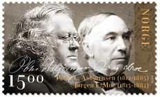 Peter Christen Asbjørnsen & Jørgen Engebretsen Moe