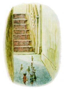 Bedtime stories Beatrix Potter Johnny Townmouse page 12
