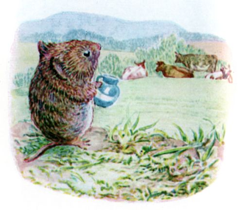 Bedtime stories Beatrix Potter Johnny Townmouse page 21