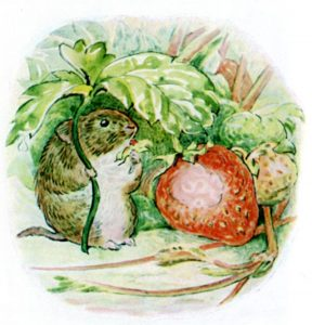 Bedtime stories Beatrix Potter Johnny Townmouse page 26