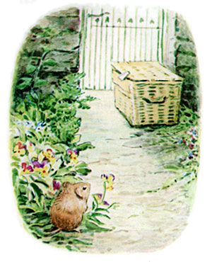 Bedtime stories Beatrix Potter Johnny Townmouse page 1