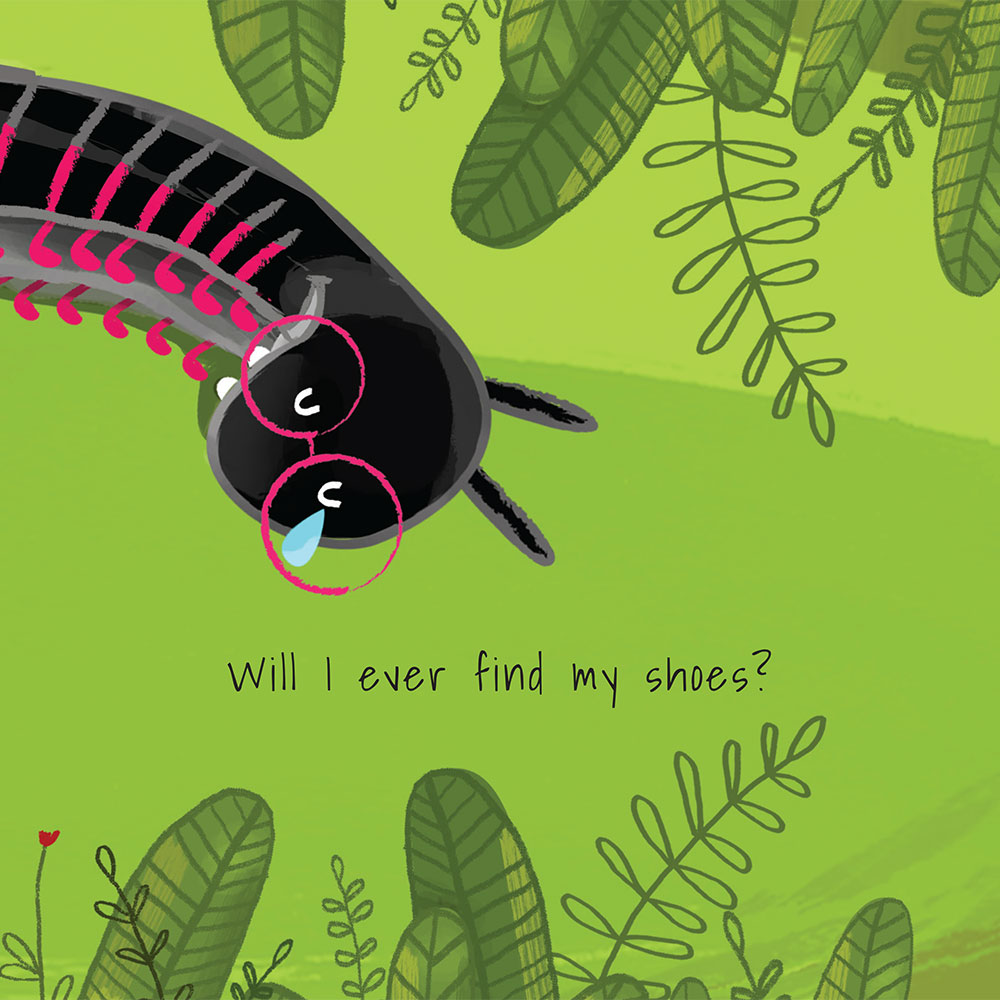 Shongololo's Shoes - Free Picture Book - page 14
