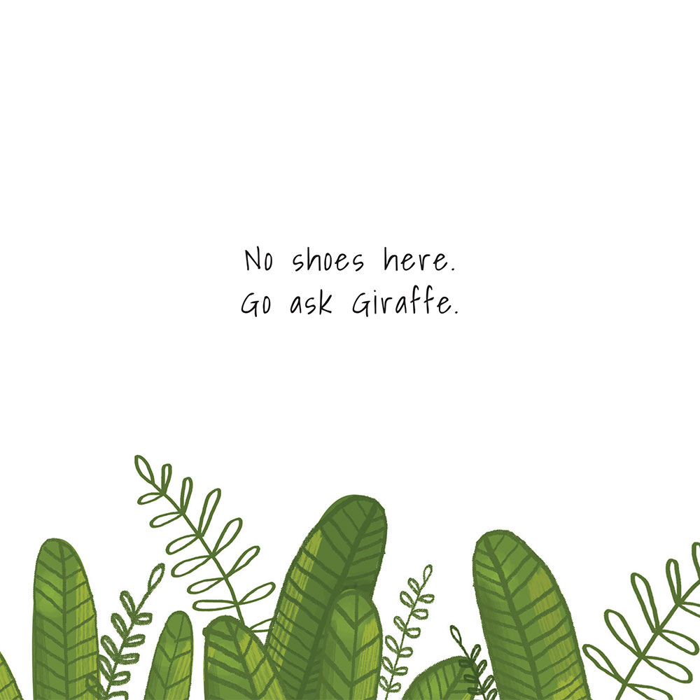 Shongololo's Shoes - Free Picture Book - page 6