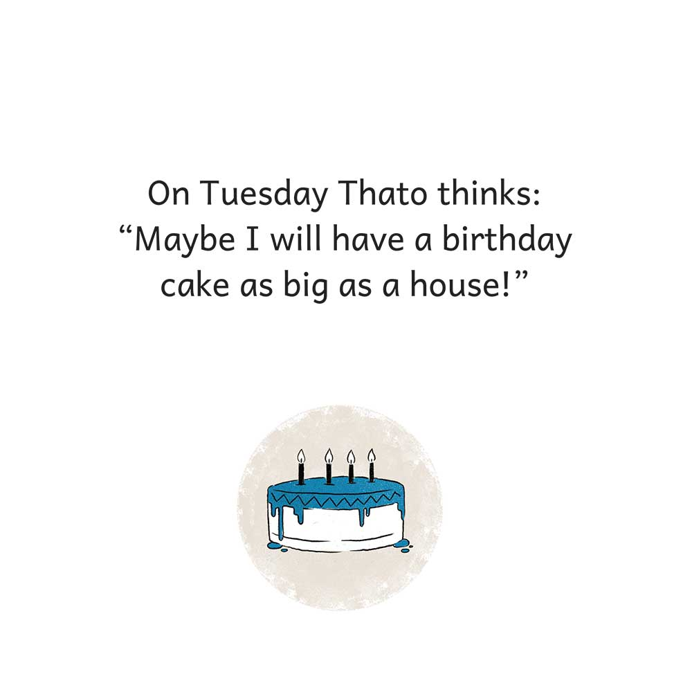 Thato's Birthday Surprise free kids story page 7