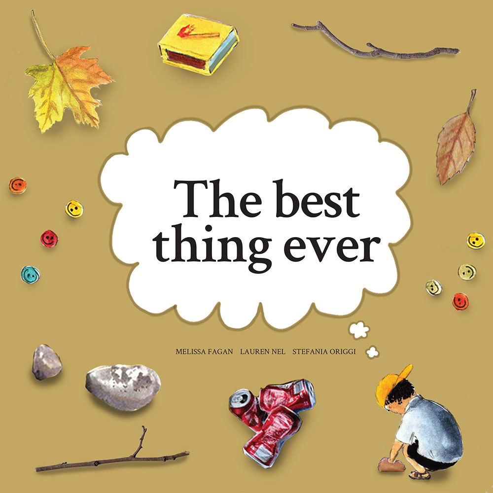 The Best Thing Ever - Free Picture Book - Cover