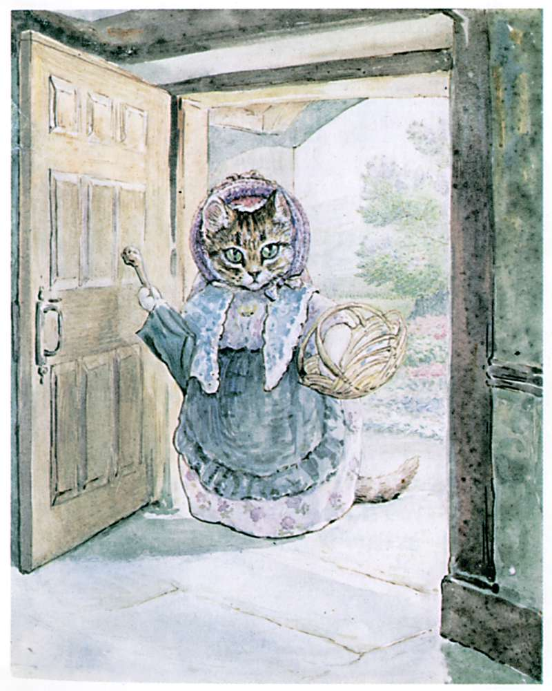 Bedtime stories Samuel Whiskers by Beatrix Potter page 7