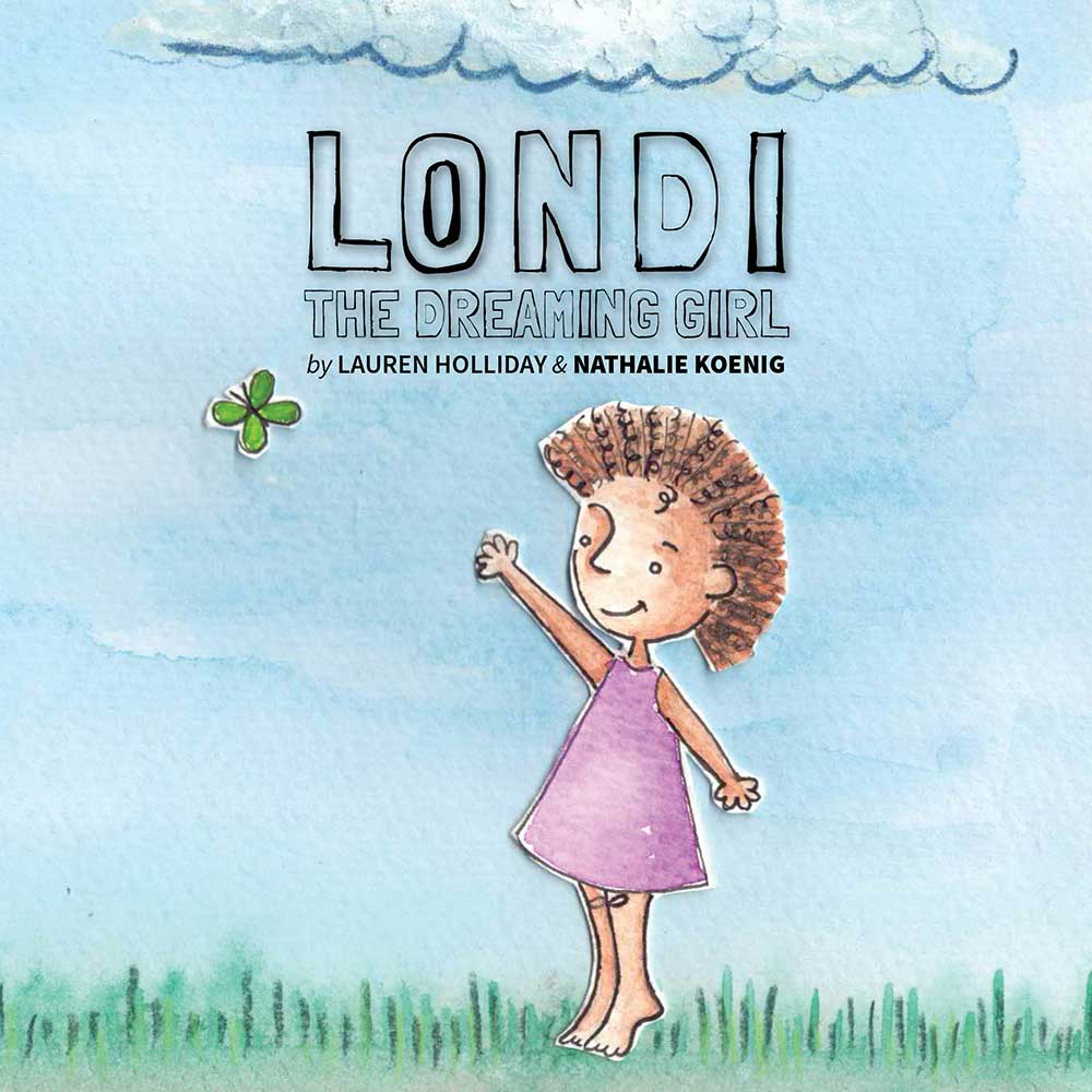 Londi The Dreaming Girl free picture book cover