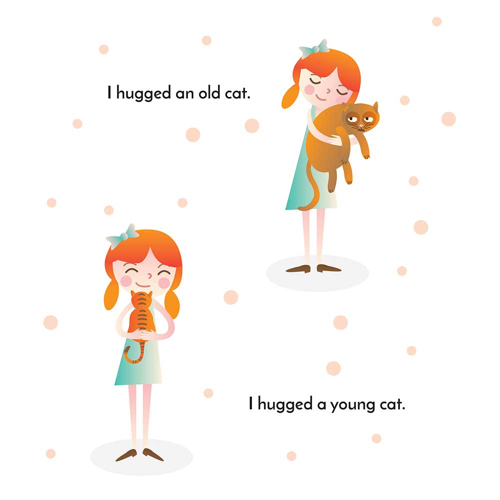 Hugs in the City bedtime story - page 15 illustration