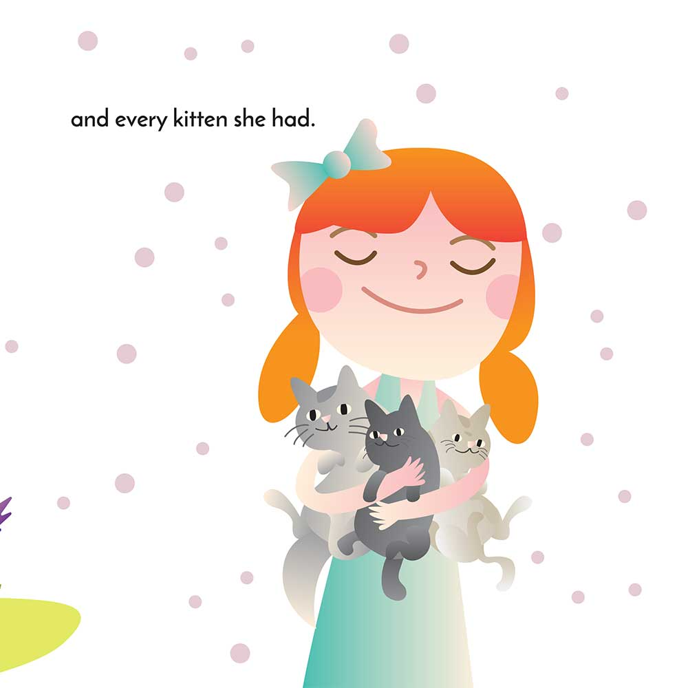 Hugs in the City bedtime story - page 17 illustration