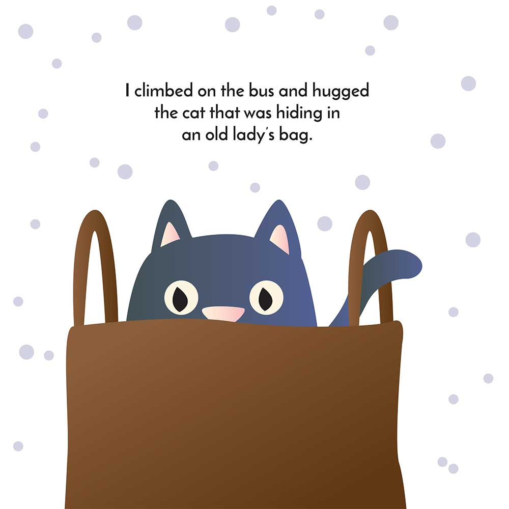 Hugs in the City bedtime story - page 20 illustration