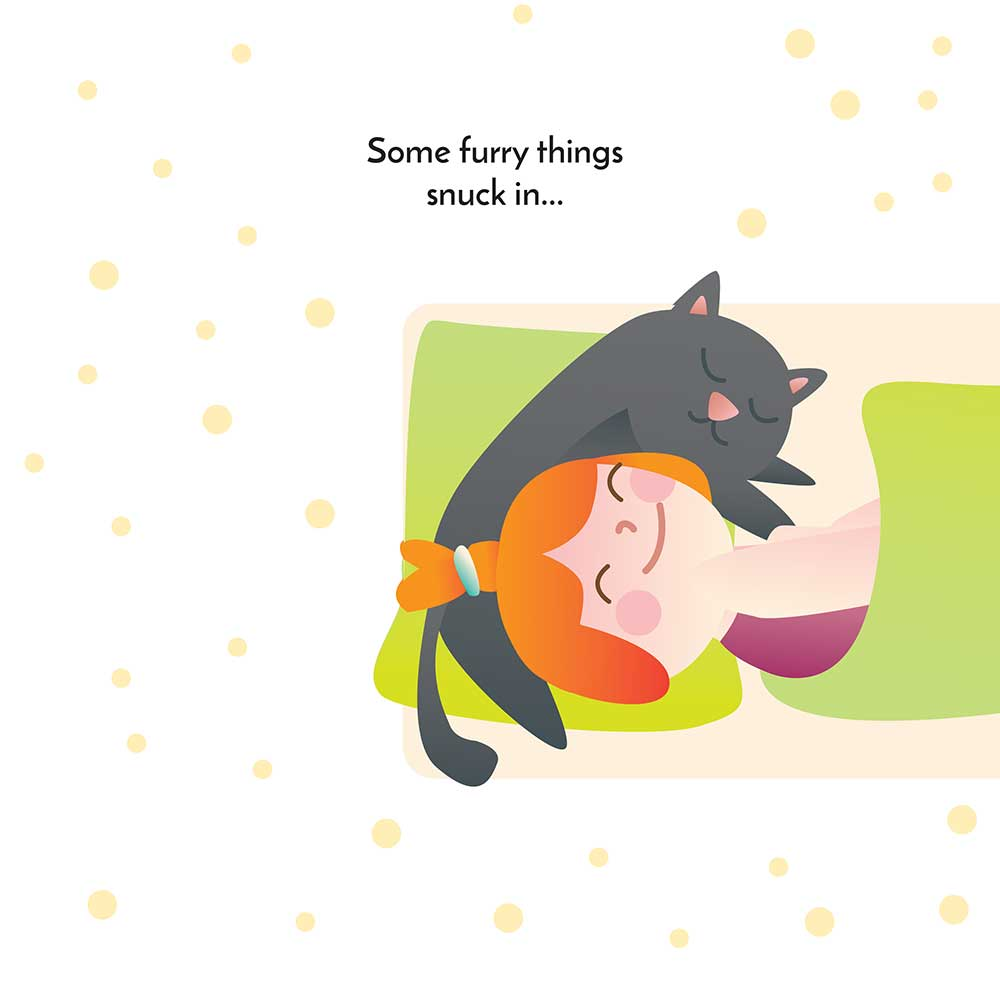 Hugs in the City bedtime story - page 24 illustration