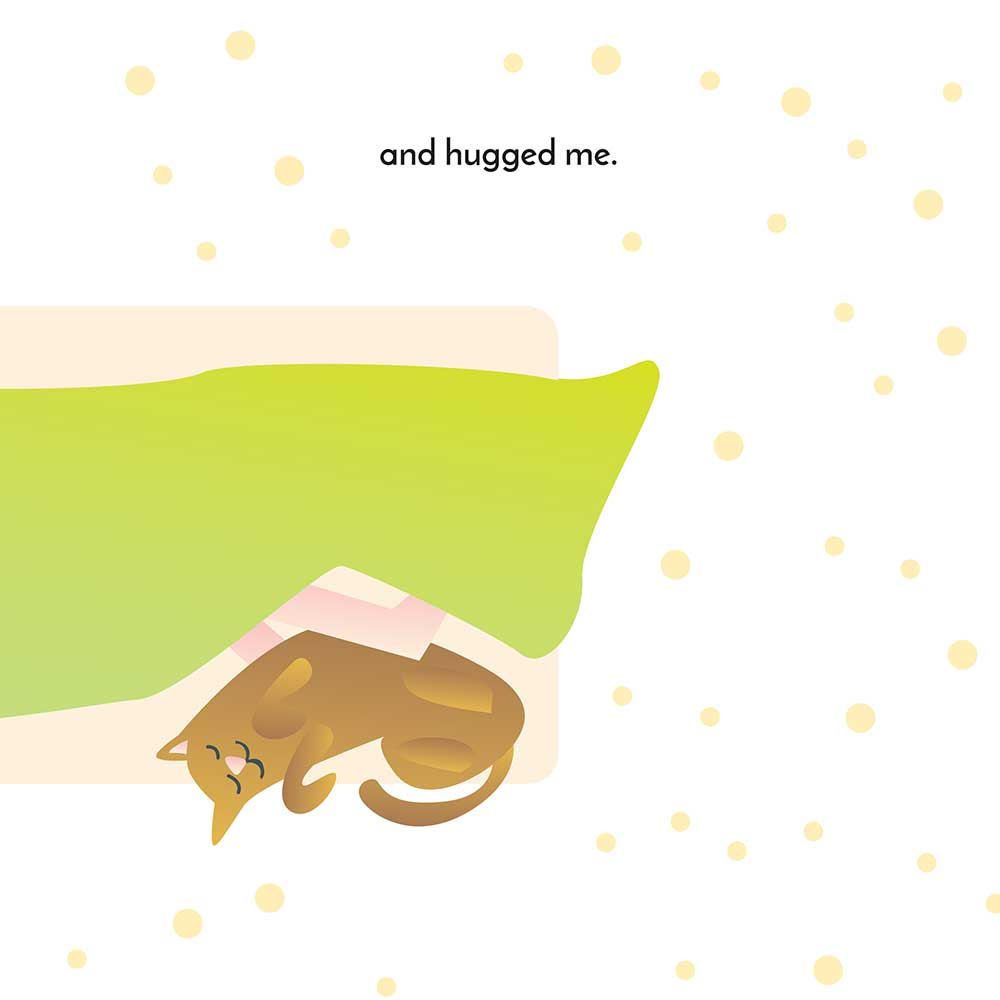 Hugs in the City bedtime story - page 25 illustration