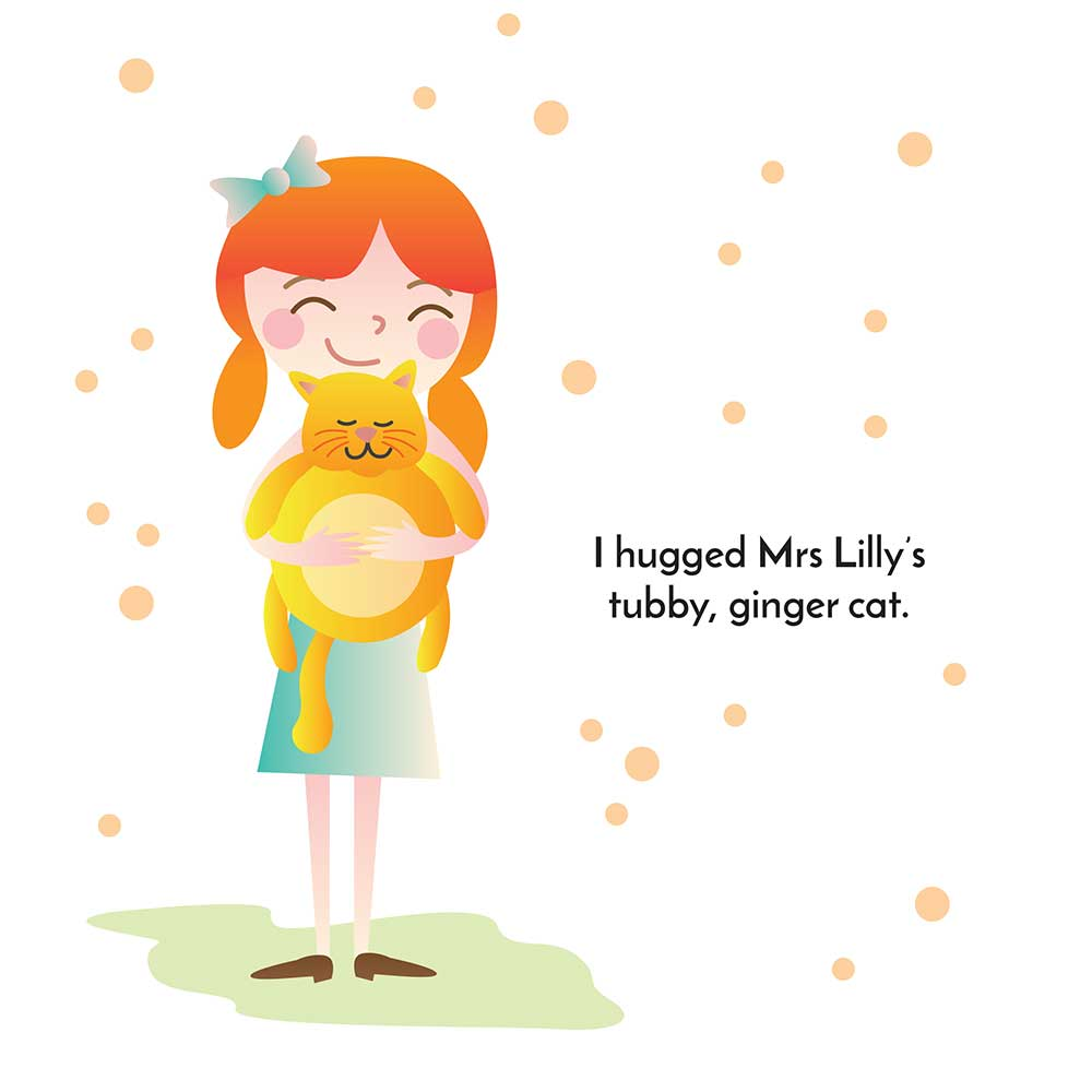 Hugs in the City bedtime story - page 8 illustration