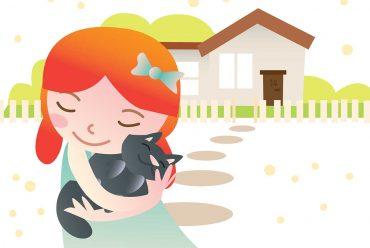 Hugs in the City bedtime stories- header illustration