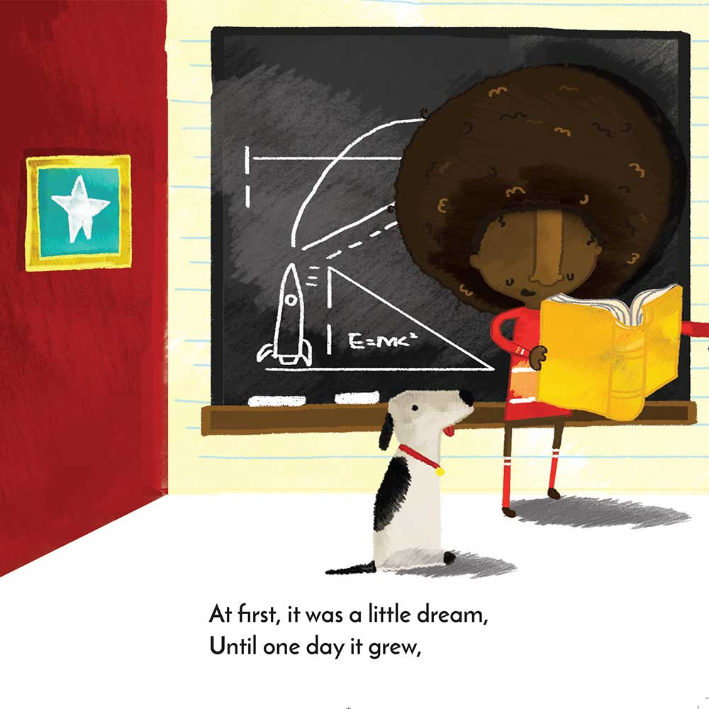Free Kids Short Story My Dream in the Drawer page 10