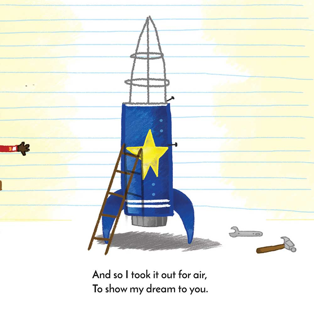 Free Kids Short Story My Dream in the Drawer page 11