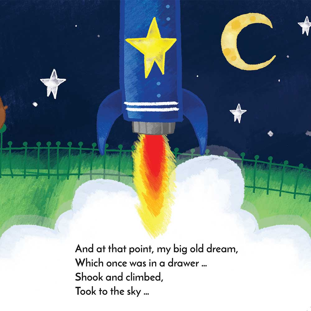 Free Kids Short Story My Dream in the Drawer page 25