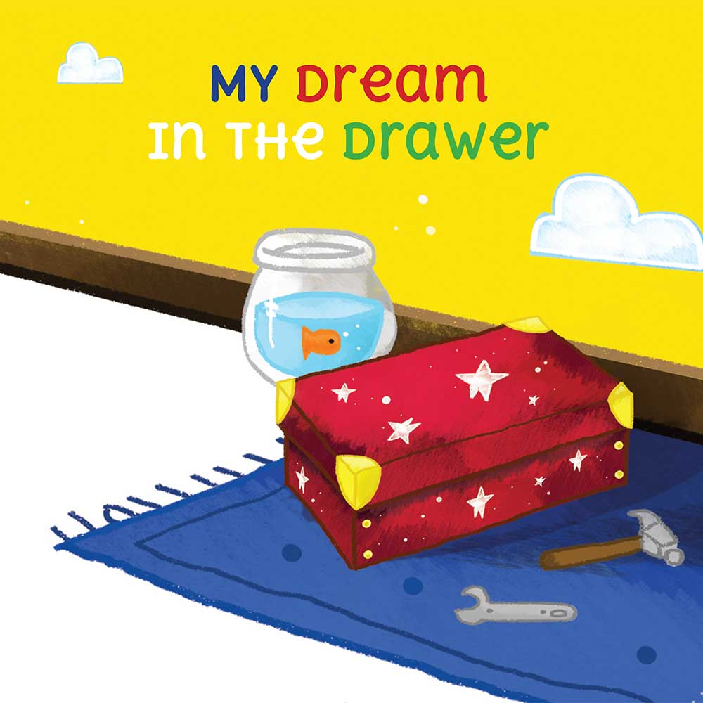 Free Kids Short Story My Dream in the Drawer page 3