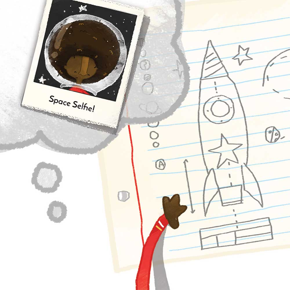 Free Kids Short Story My Dream in the Drawer page 8
