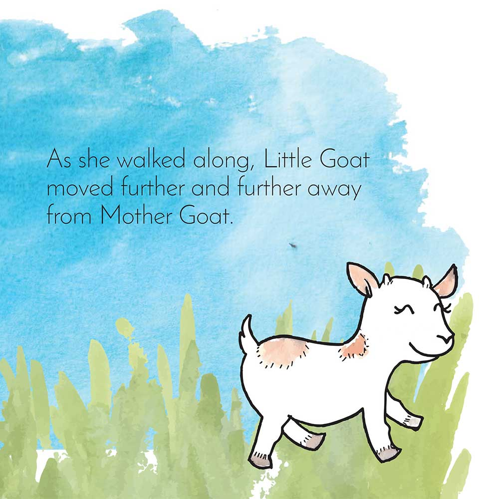 Free Bedtime Stories - Little Goat - page 11 illustration