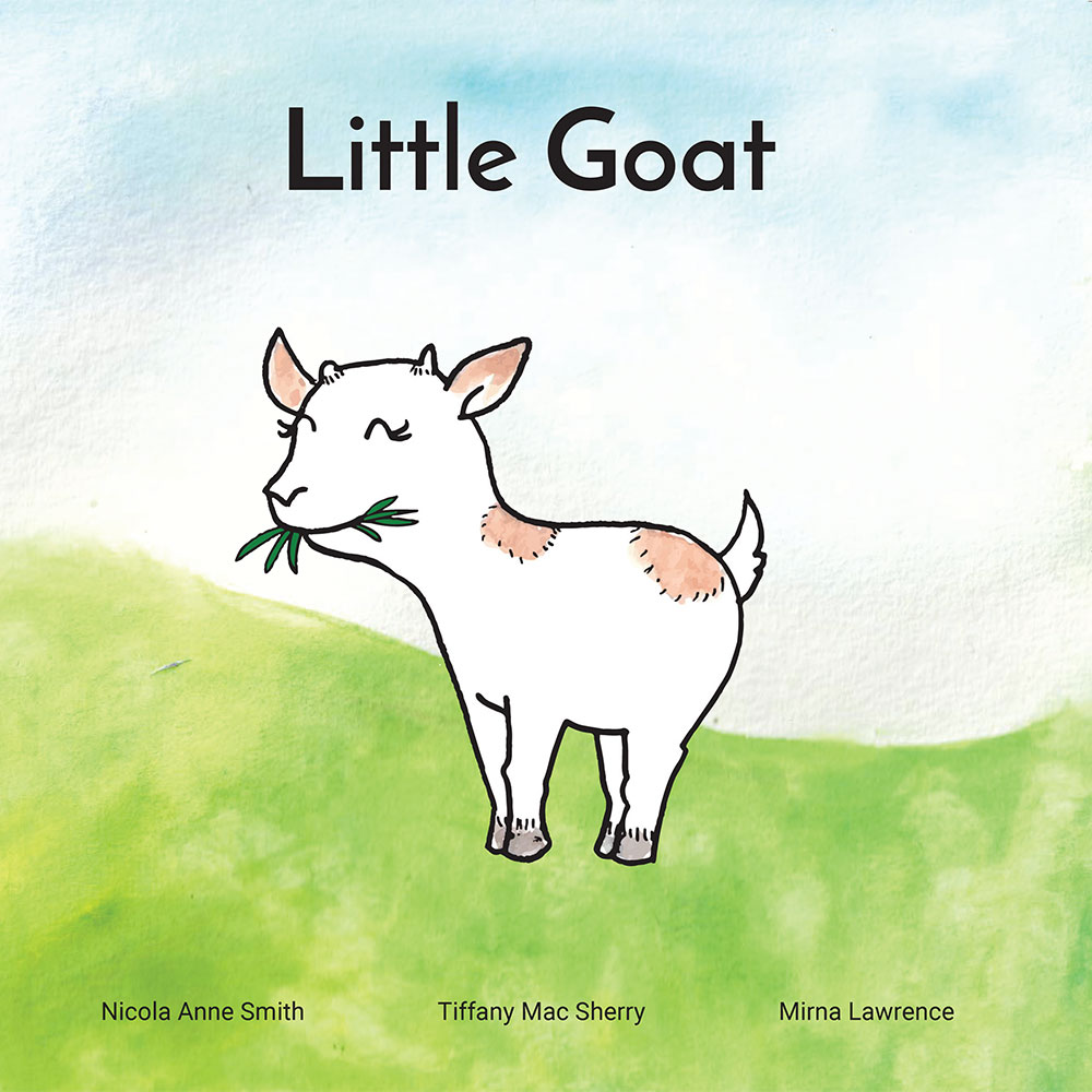 Little Goat Free Bedtime Story Cover Page